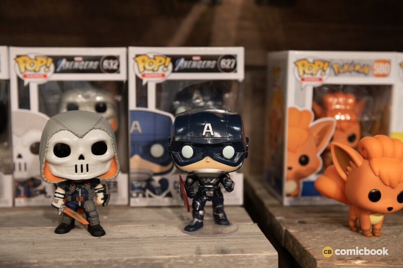 Funko Avengers 2