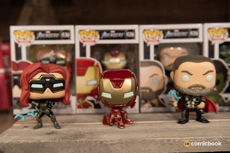 Funko Avengers 3