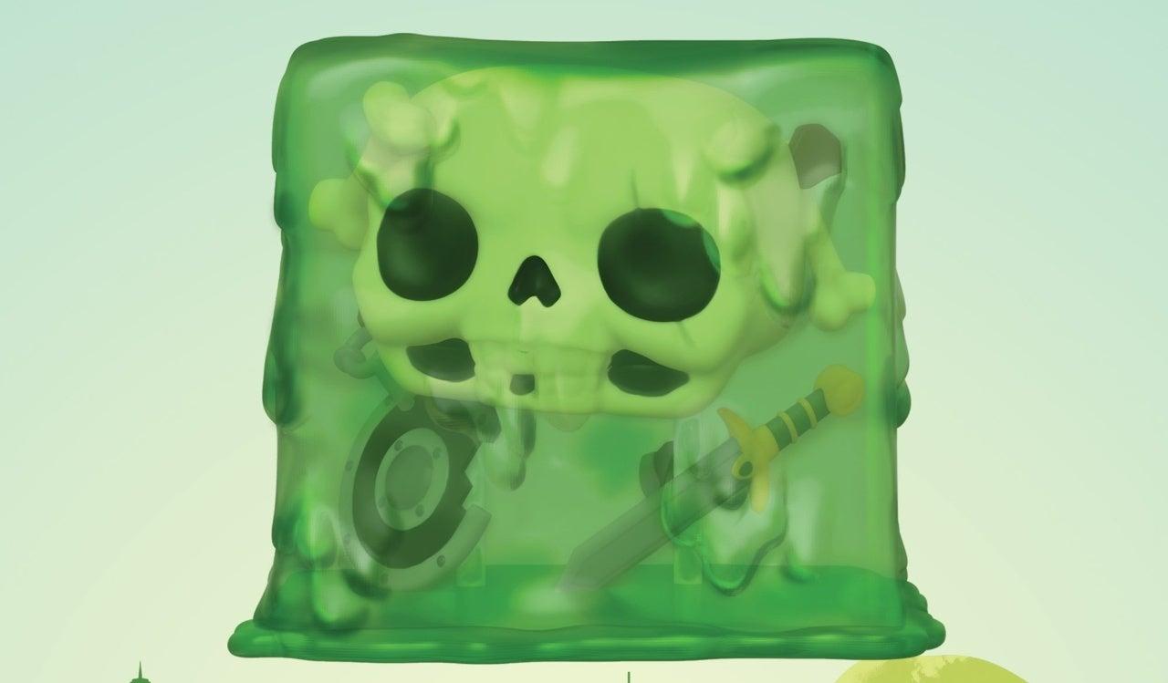 funko gelatinous cube