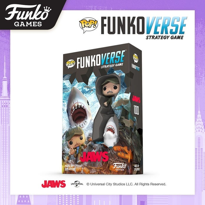 Funkoverse-Jaws