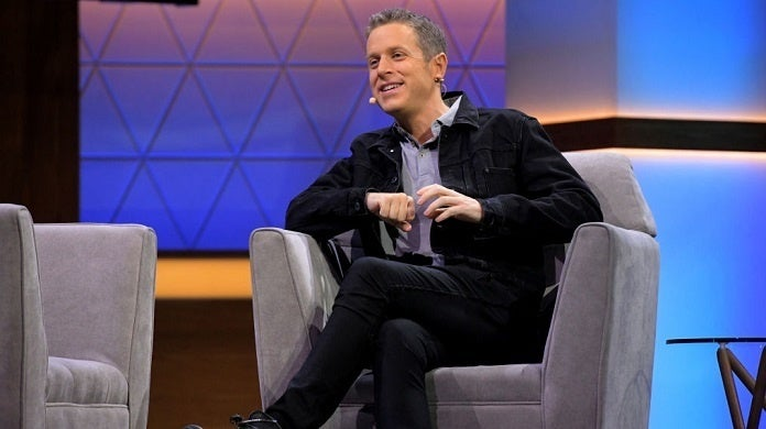 Geoff Keighley Getty Images