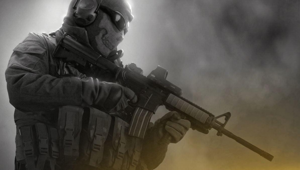 Ghost Modern Warfare