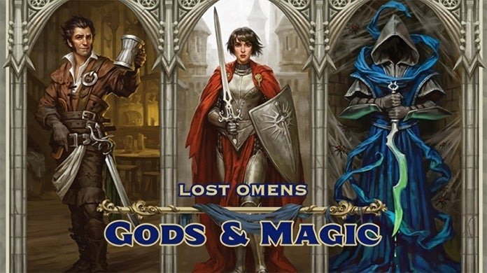 gods and magic pathfinder