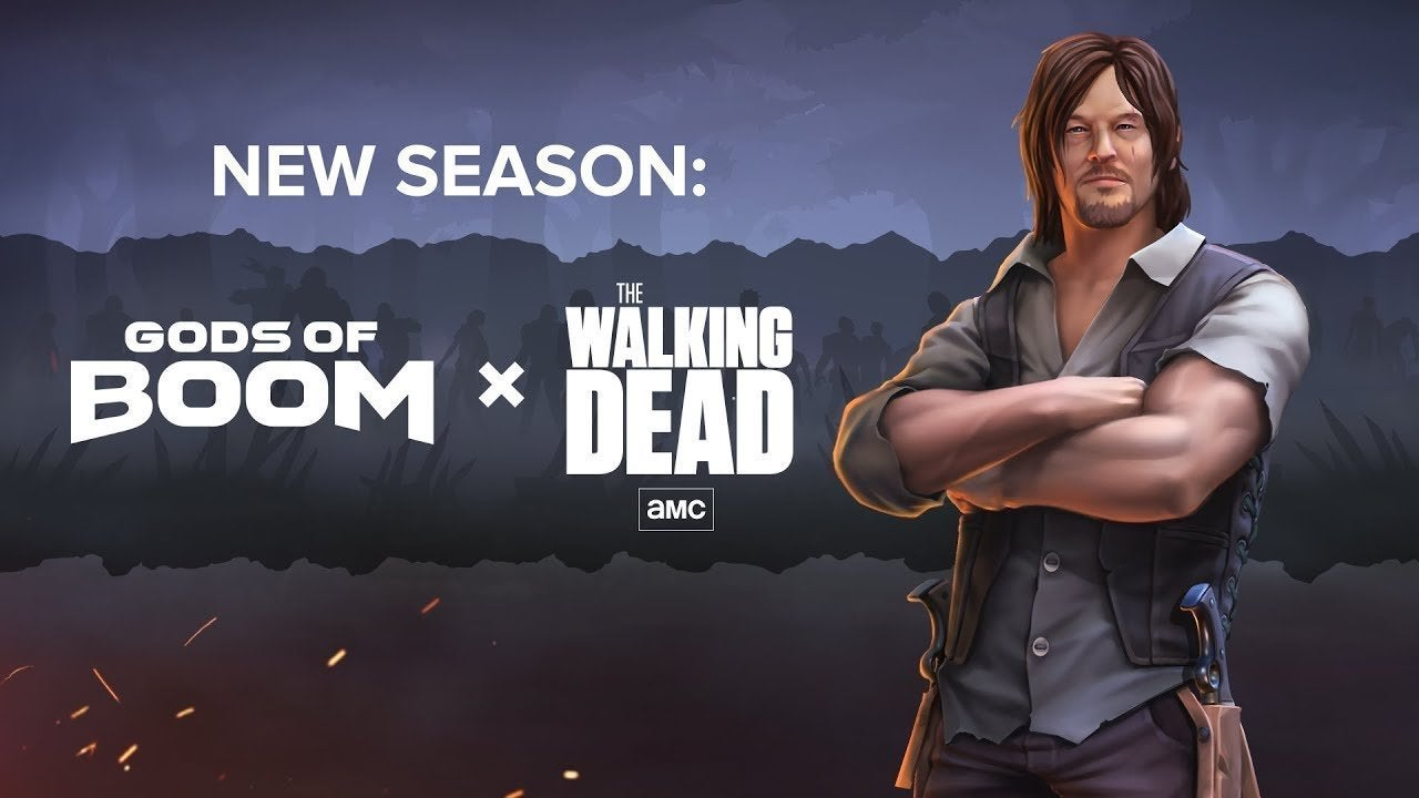 Gods of Boom Daryl