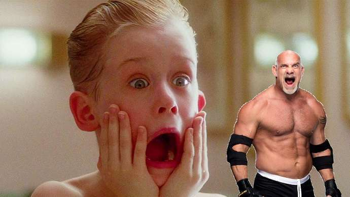Goldberg Home Alone