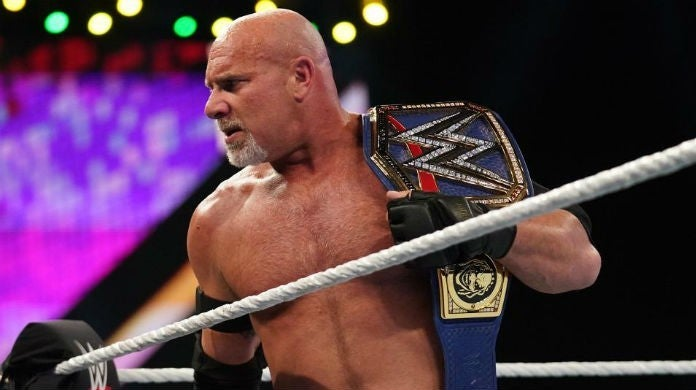 Goldberg-Second-Oldest-WWE-Champion