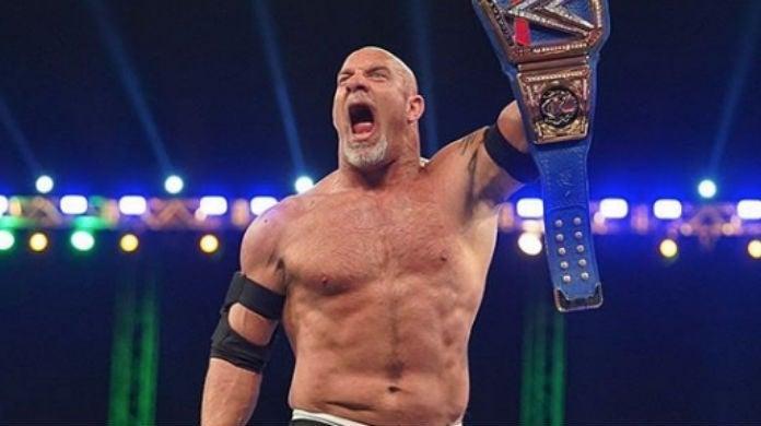 Goldberg-WWE-Universal-Champion
