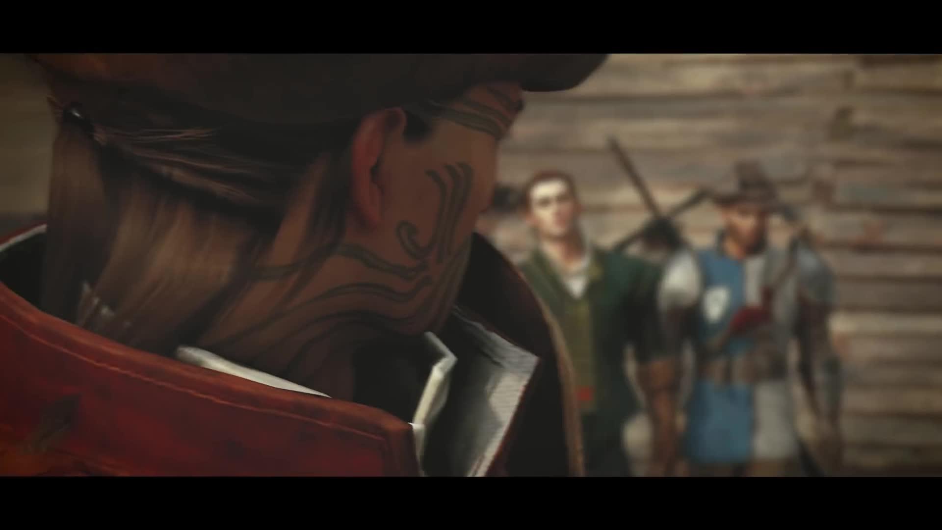 GreedFall - Story Trailer [HD] screen capture