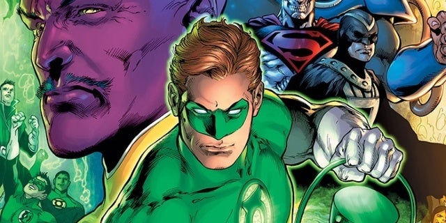DC Announces Green Lantern 80th Anniversary Special