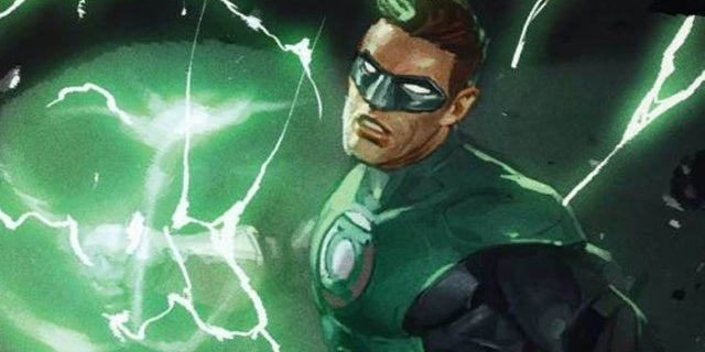 Green Lantern Hal Jordan Just Got a Major Power Battery Upgrade