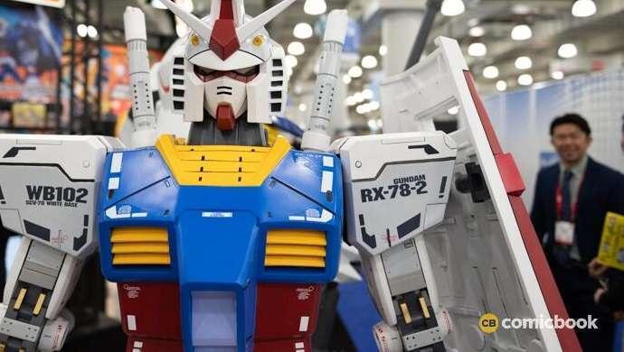 Gundam Header
