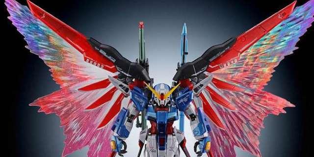 Spread Your Wings With This Destiny Gundam Gunpla