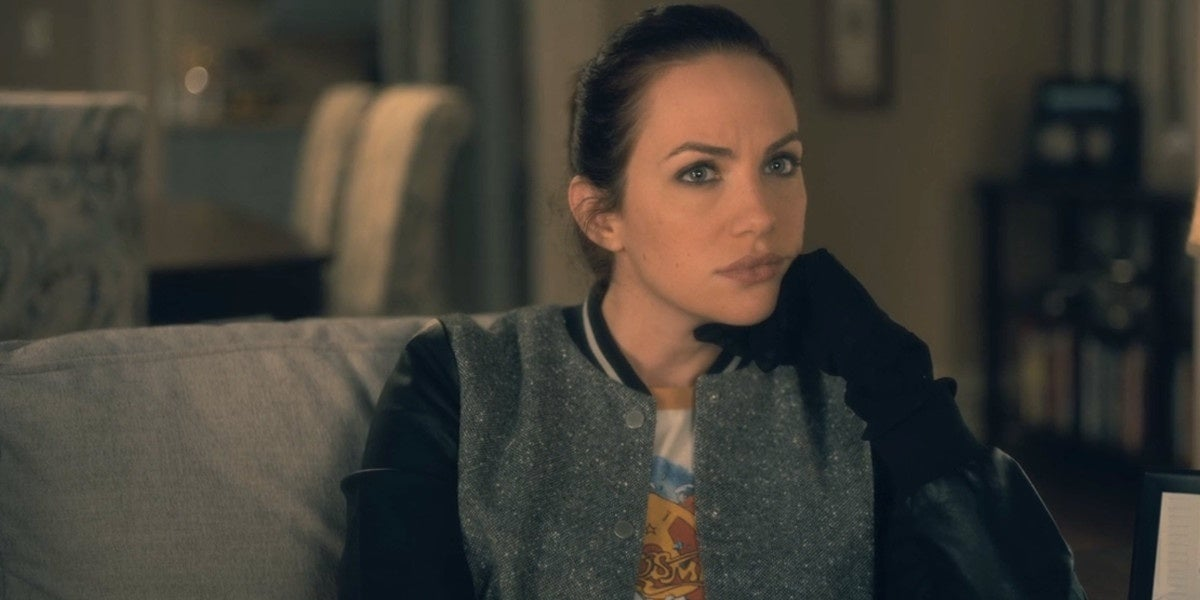 haunting of hill house theo netflix kate siegel