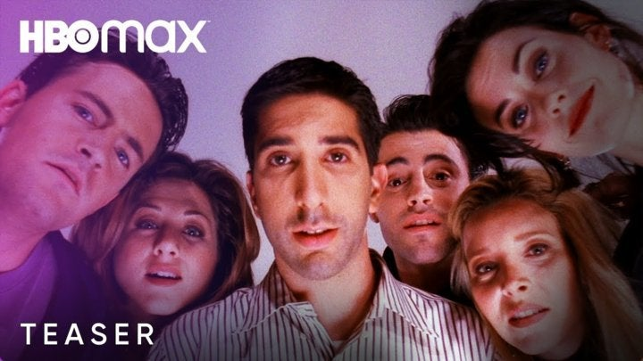 hbo max teaser friends