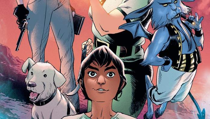 Hidden Society #1 Review - Cover