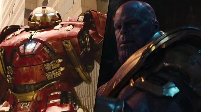 hulkbuster thanos armor