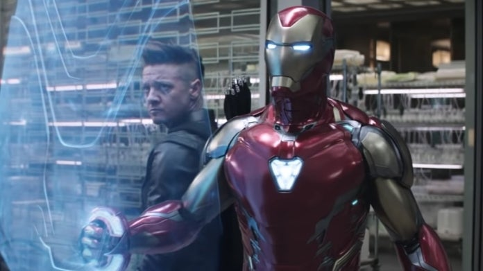 Iron Man Robert Downey Jr Hawkeye