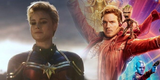 James Gunn Says It's Unlikely Captain Marvel and the Guardians Met Prior to Avengers: Endgame