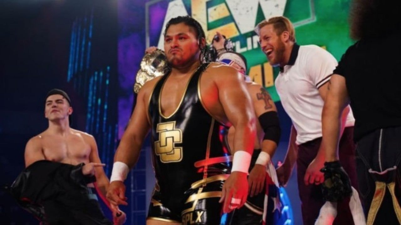 Jeff Cobb Explains Why He Hasn't Returned to AEW, Confirms Negotiations With WWE