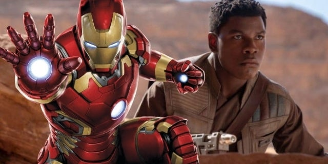 Star Wars: The Rise of Skywalker's John Boyega Channels Iron Man in Hilarious Tweet