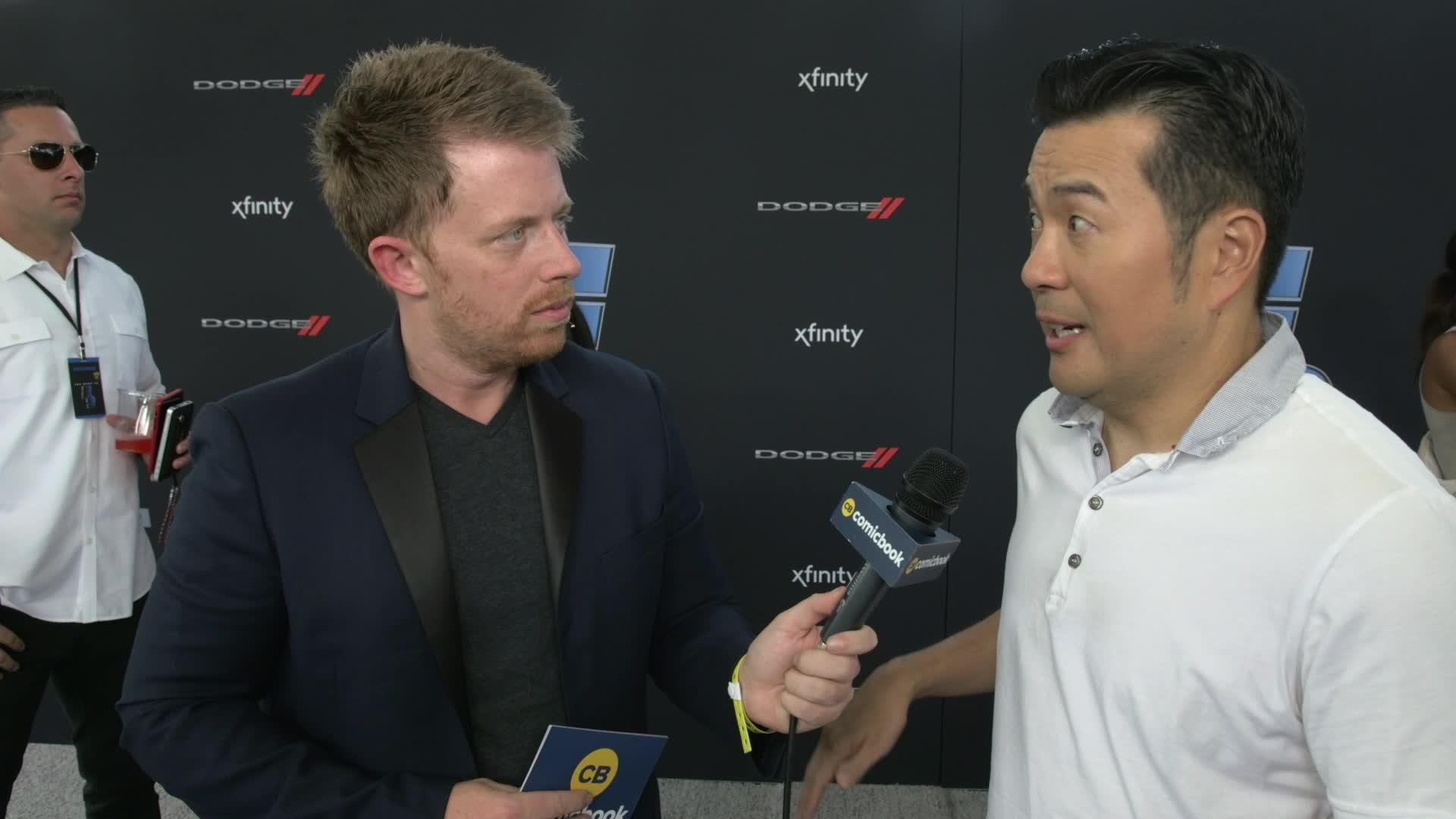 Justin Lin Talks Fast 9 screen capture