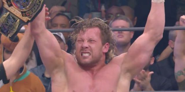 AEW Dynamite: Kenny Omega and Hangman Page Retain the AEW World Tag Team Championships Against SCU