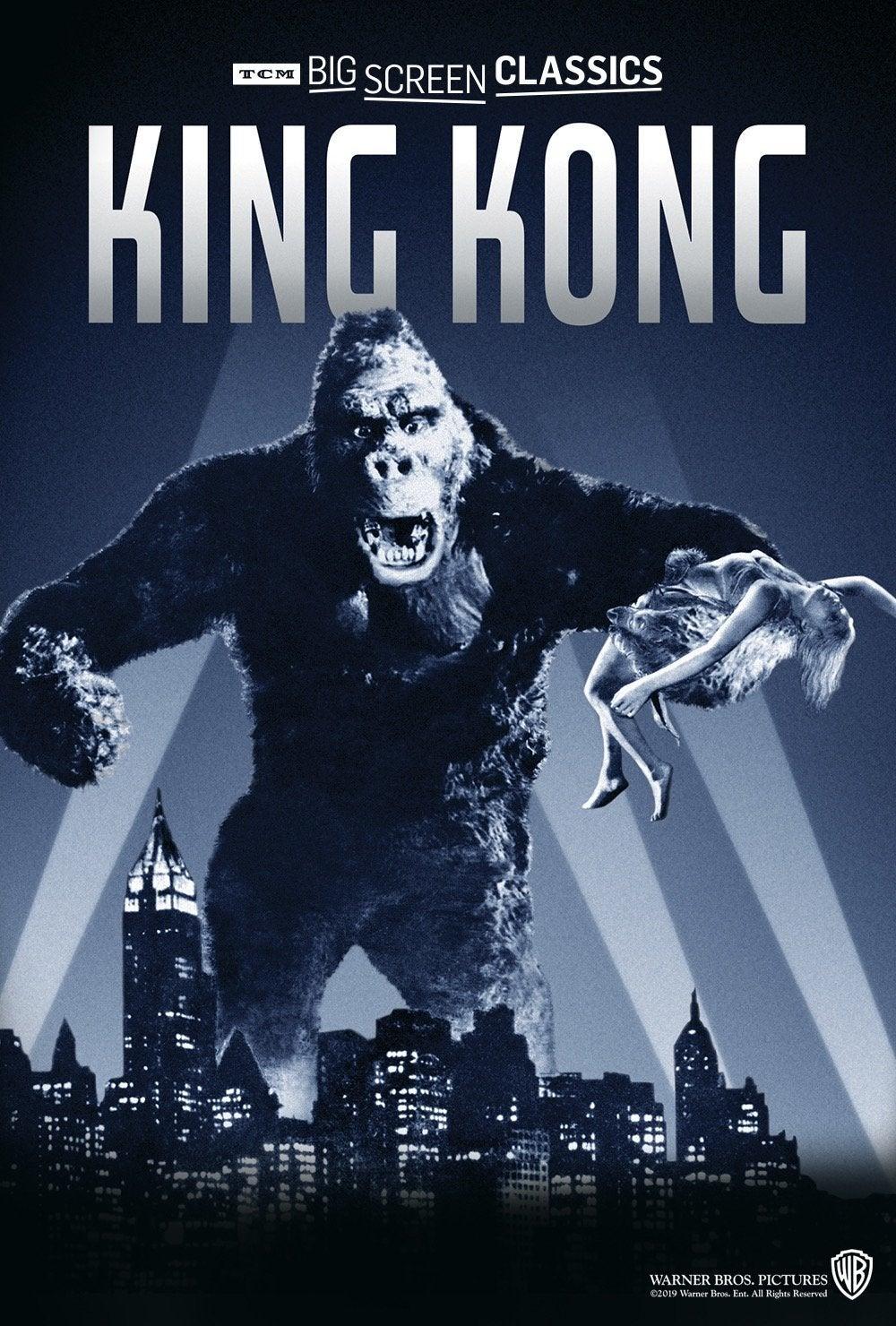 king kong original movie fathom events