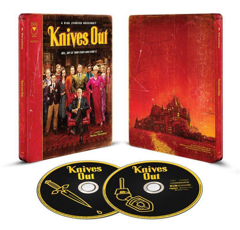 knives out blu
