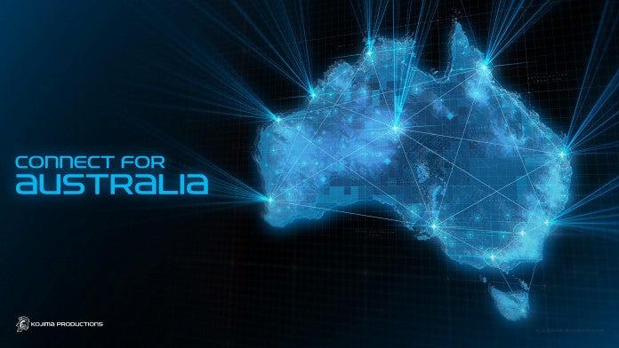 Kojima Connect For Australia
