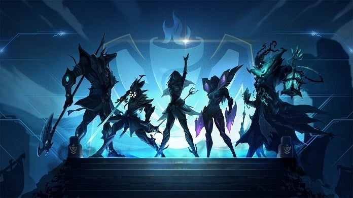 League of Legends Clash