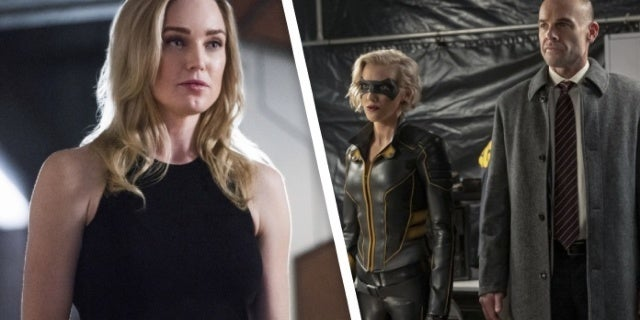 Legends of Tomorrow Cast and Crew on If a Key Arrow Character Could Return