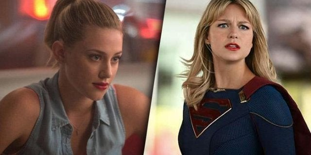 Riverdale's Lili Reinhart Praises Supergirl's Melissa Benoist for Speaking Out About Domestic Violence