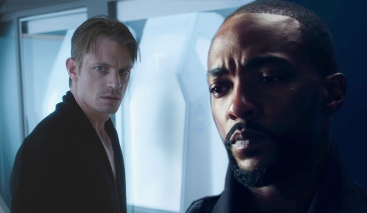 Altered Carbon 2: Anthony Mackie on Taking Over For Joel Kinnaman