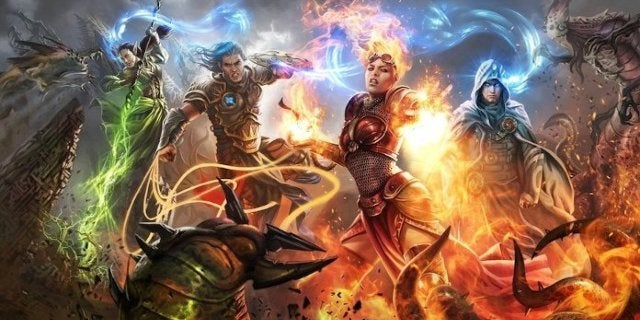 Magic: The Gathering Documentary in the Works From The Toys That Made Us Team