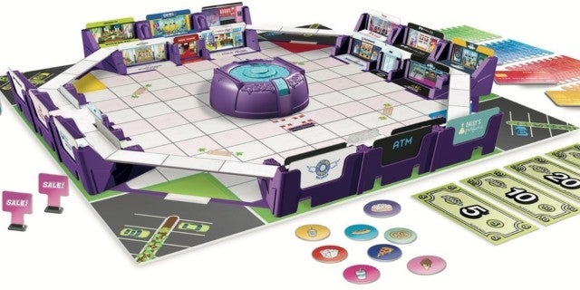 Mall Madness Returns to Game Shelves This Fall