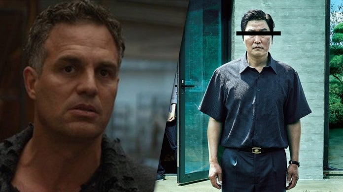 mark ruffalo parasite rumors