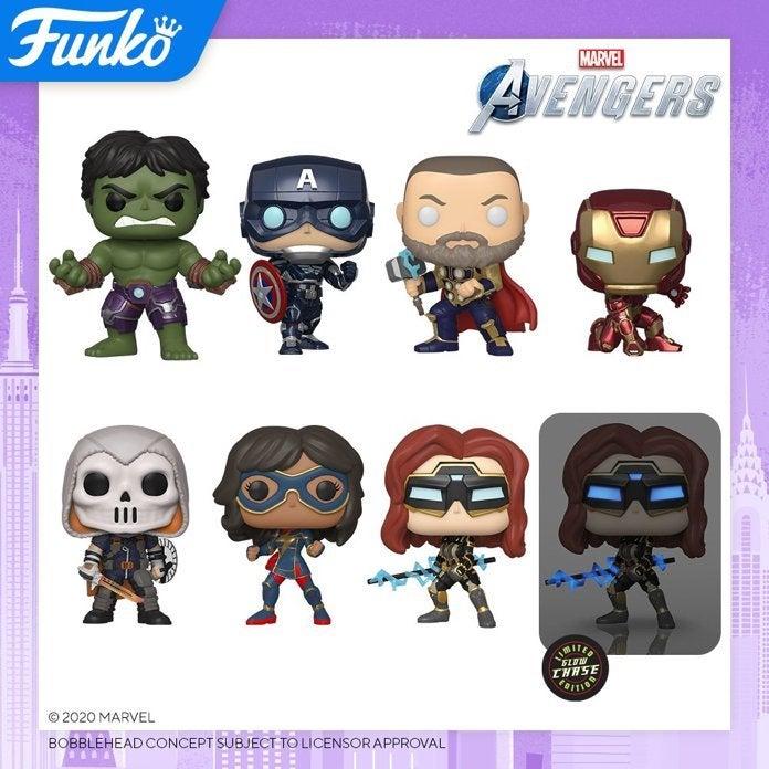 marvel-avengers-funko-pops