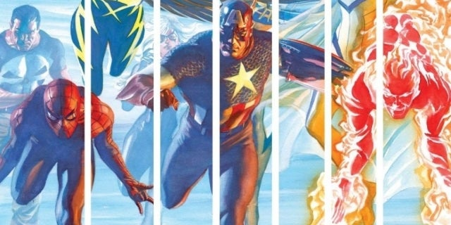 Marvel Announces New Series Featuring the Entire Marvel Universe