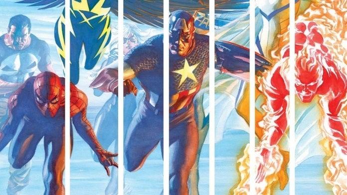 Marvel Comics THE MARVELS