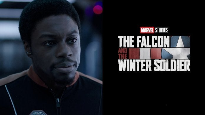 Marvel Falcon and the Wiinter Soldier Cle Bennet Battlestar