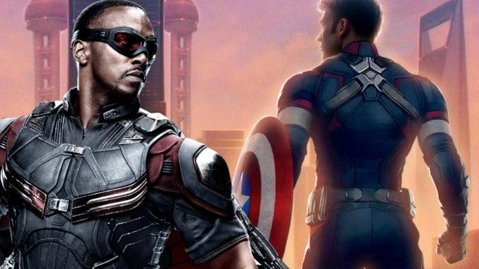Marvel Falcon Captain America Americas Ass