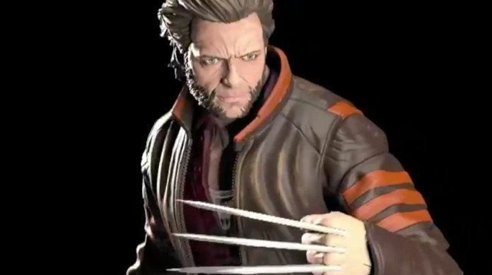 Marvel Legenda X-Men Movies Wolverine