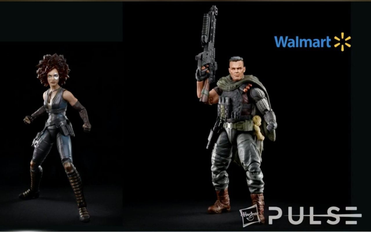 Marvel Legends X-Men Movies Domino Cable[
