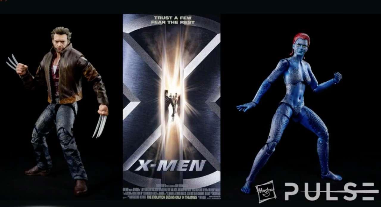 Marvel Legends X-Men Movies Wolverine Cyclops