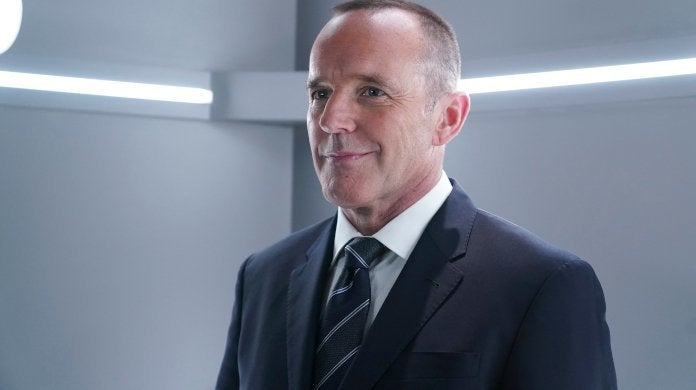 Marvel's Agents of SHIELD Phil Coulson Clark Gregg The Conners ABC