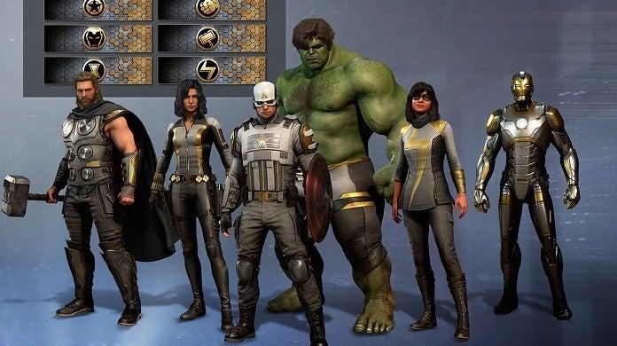 Marvel's Avengers Skins2