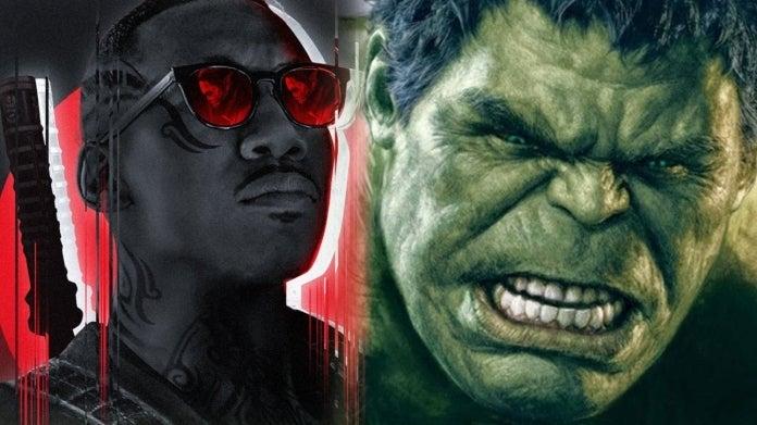 Marvel Studios Blade Hulk