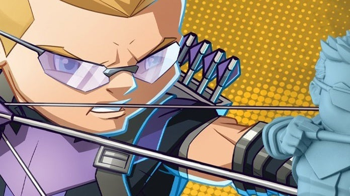 Marvel-United-Hawkeye-Kickstarter-Exclusive