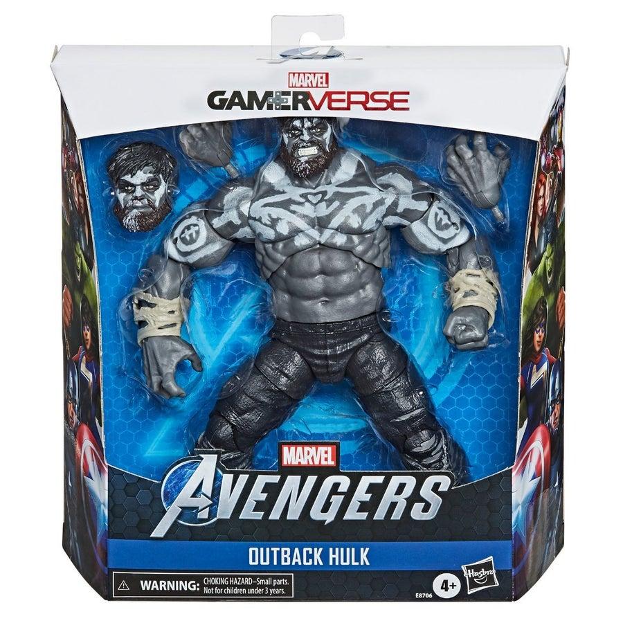 marvels avengers outback hulk