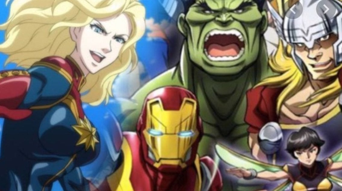 marvels future avengers anime